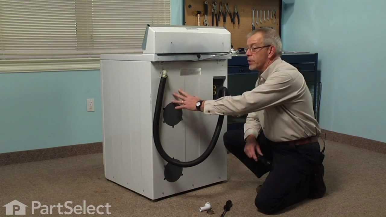 washing machine siphon kit