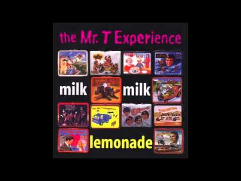 Mr T Experience - A Mind Is A Terrible Thing