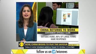Spain returns faulty test kits to China | Spain Coronavirus News | World news