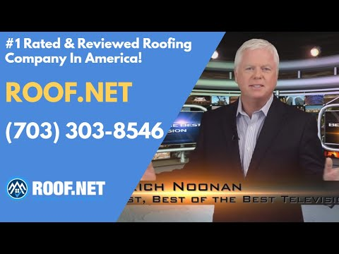 Roof.net Reviews - Top Rated Northern VA Roof Repair Contractor