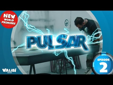 Walibi Belgium presents PULSAR - Episode 2 - From drawing board to reality