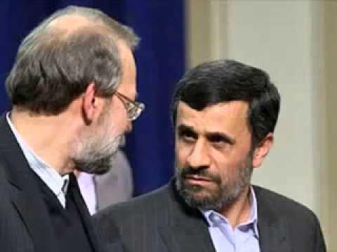 درگیری لفظی احمدی نژاد و لاریجانی (کامل) Larijani vs Ahmadinejad