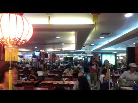 Thailand 8/2012 Bangkok – MBK shopping