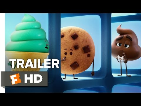 The Emoji Movie Official Trailer - Teaser (2017) - T.J. Miller Movie