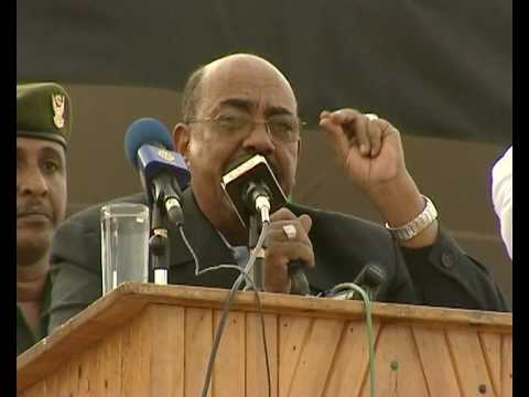 MaximsNewsNetwork: DARFUR: PRES. OMAR HASSAN AL-BASHIR @ SPORTS EVENT (UNAMID)