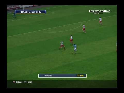 Manchester City 5:0 Blackburn Rovers