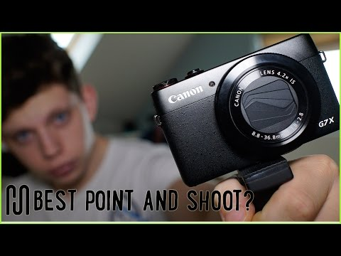 Canon G7x Unboxing & First Look With Sample Clips (4k) video