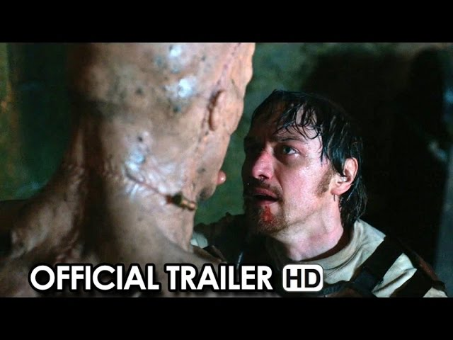 VICTOR FRANKENSTEIN Official Trailer - James McAvoy, Daniel Radcliffe (2015) HD