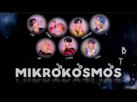 Download BTS 방탄소년단 - 'Mikrokosmos' 소우주 s Color Coded Han_Rom_Eng Mp4 baru