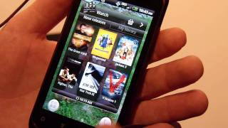HTC Rhyme Sense 3.5 and Charm Demonstration