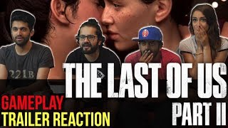 The Last of Us Part II (E3 2018) Gameplay Reveal Trailer - Group Reaction