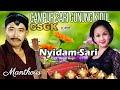 Nyidam Sari - Manthou's