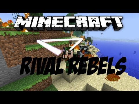 Minecraft Rival Rebels Mod 1.4.6 German HD [Vorstellung+Installation]