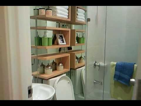 Avida towers studio type youtube for Interior designs for studio type condo