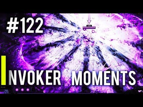Dota 2 Invoker Moments Ep. 122
