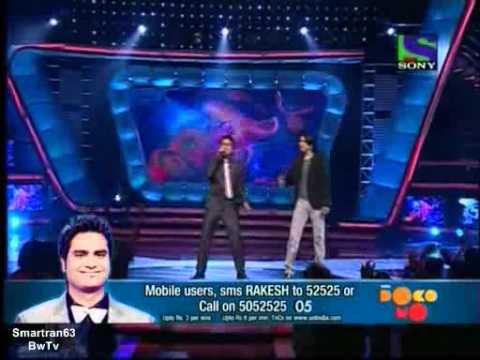 Shaan in Indian idol 5 - Woh Pehli Baar