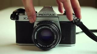 The Definitive Pentax: The K1000