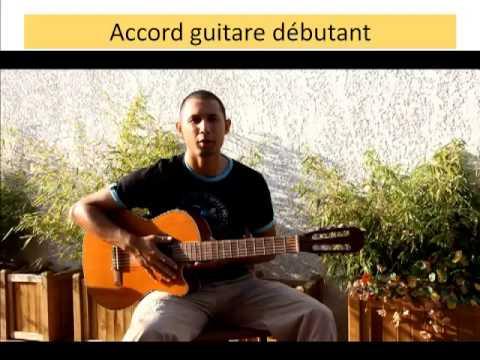 Accord Guitare Débutant Mi Majeur - Cours Guitare Facile - Accord E