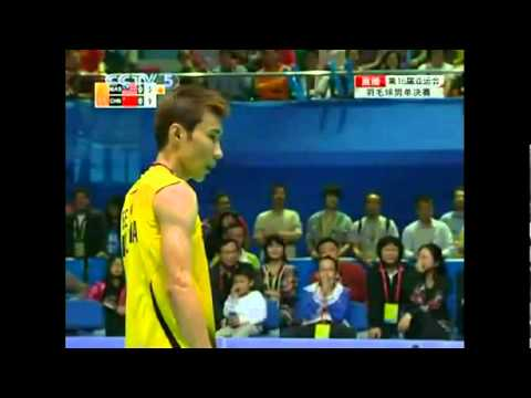 Lee Chong Wei - The Master of Everything