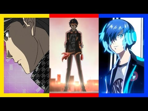 Download Persona 3/4/5 Dancing -  Openings + Opening Theme  s P4D • P5D • P3D Mp4 baru