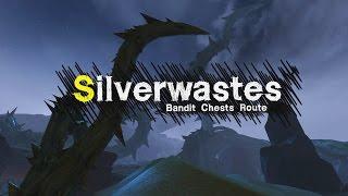 Guild Wars 2 - Silverwastes Chest Farm Route / 1080p 50fps