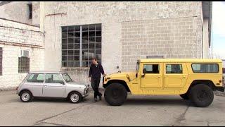 Comparison Test: Original Mini vs. Original Hummer
