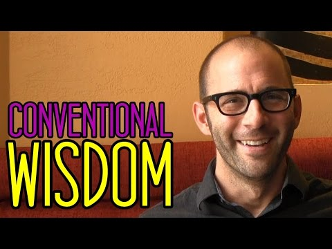 Con Men's Conventional Wisdom: Bradley King - Director Of Time Lapse