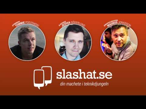 Slashat.se -- Avsnitt 273: ViE3!