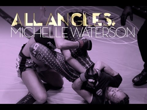 "INVICTA FC 5: All Angles w/ Michelle ""The Karate Hottie""  Waterson"