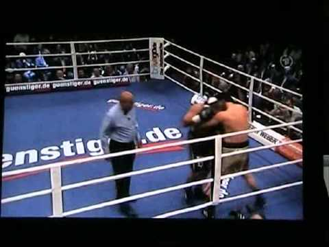 Marco Huck vs Ran Nakash - Part 1 of 4