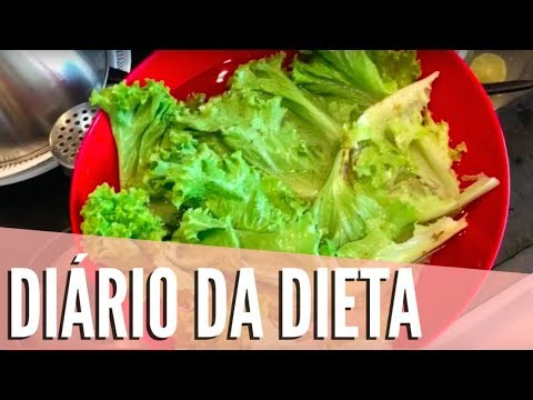 DIÁRIO DA DIETA - JUNHO