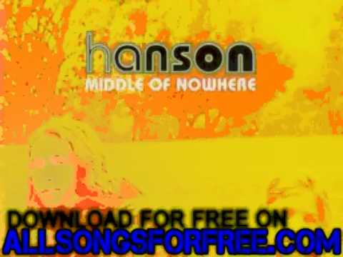Hanson - Yearbook (with lyrics)