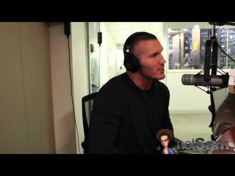 Sam Roberts Randy Orton on his Career Suspensions CM Punk John Cena more