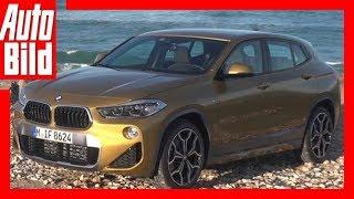 BMW X2 (2018) Erste Fahrt/Review/Details