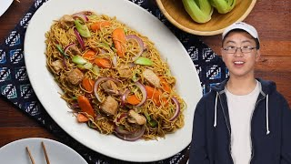 Chow Mein With Justin Wang • Tasty