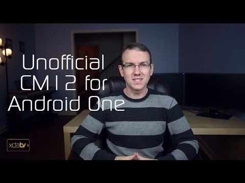 Unofficial CM12 for Android One, Disabling Encryption on Nexus 6, Jolla Tablet Announced!