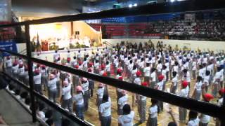 USJR Grade 7 pakighimamat (batch 2014-2015)
