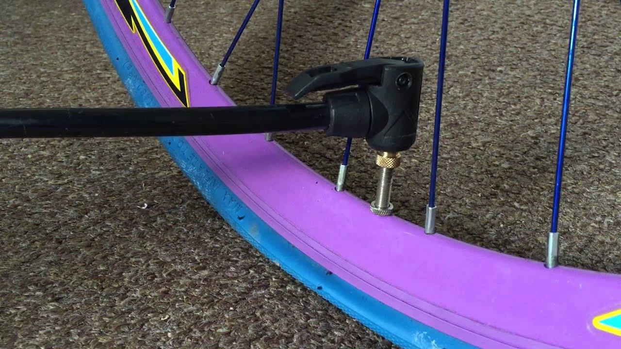 Mountain Bike Bicycle Wheel Tyre Valve Adaptor Presta To Schrader Air Pump Tool
