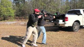 Full Auto M16 Assault Target Engagement Training
