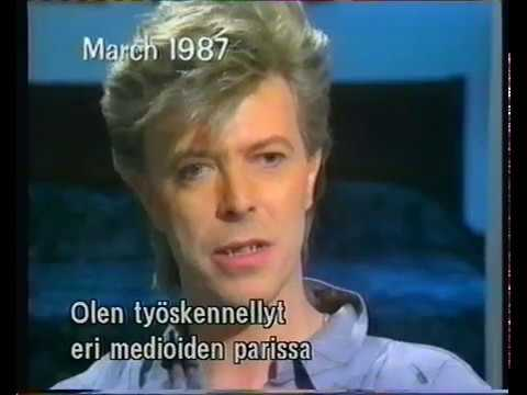 David Bowie talks about Earthling album - interview 1997