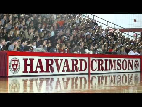Head coach Tommy Amaker presents a tour of the Harvard men's basketball facilities.