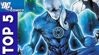 Top 5 Blue Lantern Moments From Green Lantern: The Animated Series