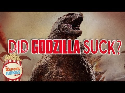 Did Godzilla Suck?! Movie Fights!! video