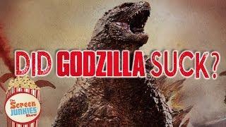 Did Godzilla Suck?! MOVIE FIGHTS!!
