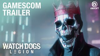 Watch Dogs: Legion: Gamescom 2019 – Play as Anyone Explained | Ubisoft [NA]