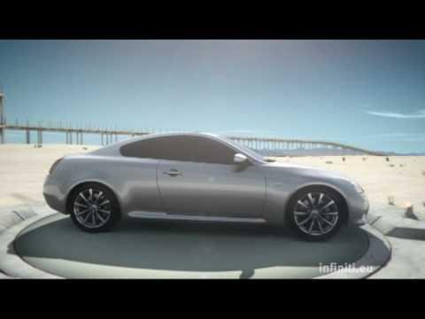 2008 Infiniti G37 Coupe, промо-видео