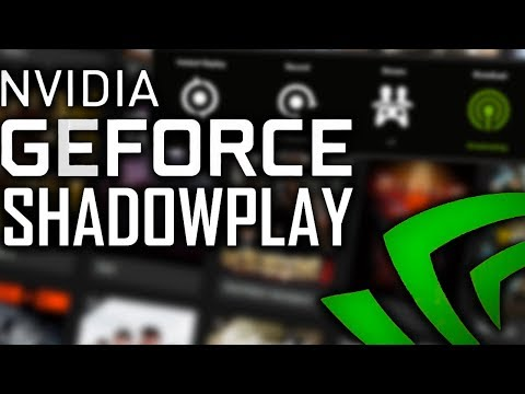Nvidia Shadowplay Best Mic/Audio/Recording Quality Settings For YouTube! (Ultimate Guide/Tutorial)