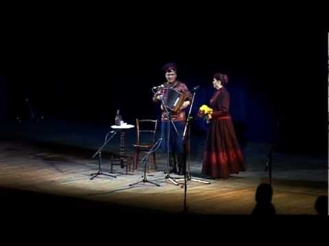 Юрий и Наталья Щербаковы - Я когда-то была молодою (2010 г)