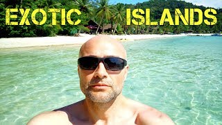 Paradise Islands in Malaysia - How to get to Pulau Perhentian