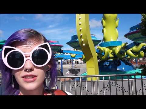 Universal Vlog - What's butter beer?